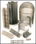 fabrication tee strainer spares